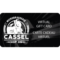 Cartes cadeau virtuel
